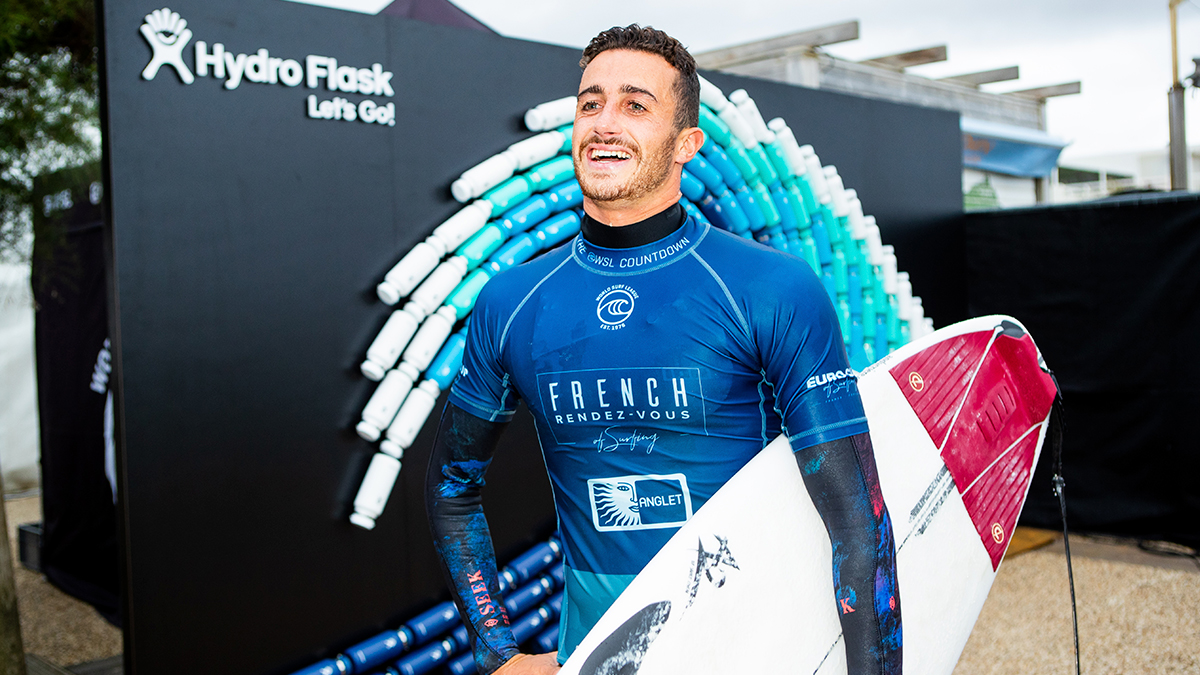 french rendez-vous of surfing
